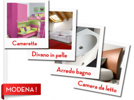 Arredissima outlet per i mobili in offerta for Outlet arredamento modena
