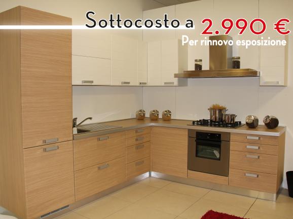 Arredissima cucine gallery of cucina moderna rovere moro - Mobile cucina angolare ...